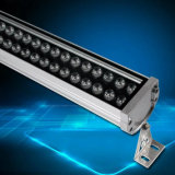 Gran cantidad de lúmenes 48W-108W / Individual bañador de pared LED RGB para Project-Light