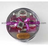 Наиболее эффектных популярный спа аксессуары гель для душа купол баня косметический уход подарочный набор в круглые подарочная упаковка бумаги