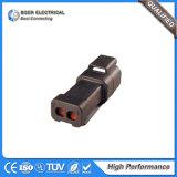Незапечатанный разъем отметчика времени для автомобильной электрической системы Dt04-2p-Ce03