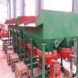 De Machine van Jigger voor de Gouden Apparatuur van de Installatie van de Verwerking van het Erts