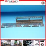 精密部分を押すステンレス製の金属の鋼鉄CNC