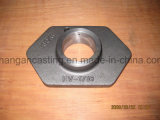 Hohe Präzisions-Stahlgußteil-Ventil-Deckel mit ISO 9001