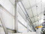 Taller de la estructura de acero, edificio de acero (SSW-455)