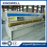 Folha de metal pesado máquina de corte para venda (QC12Y-6X4000)