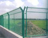 Recinto di filo metallico del ferro del PVC Coated&Galvanized di obbligazione