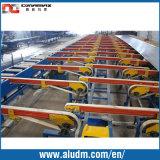 Tableau de refroidissement d'extrusion en aluminium de profil