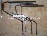 De hydraulische Handvatten die van de Rol van de Verf van het Staal Machine maken (GT-PR-8R)