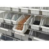 22 Sortierfach-Zahnstangen-Stahlgarage-Lager-Speicher-Systems-Regal-Organisator
