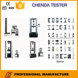 50kndigial Affichage commande manuelle Electronic Universal Tensile Strength Test Machine
