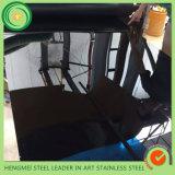 metallo colorato 201 304 PVD di titanio d'acciaio per la parete decorativa Panneling