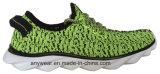 Chaussures occasionnelles tissées par Flyknit de confort de marque de la Chine (816-7936)