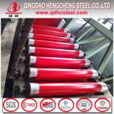 La norme ASTM A653M bobine en acier galvanisé recouvert de couleur