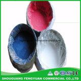 Sola capa a base de agua componente del poliuretano impermeable