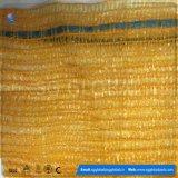 Kundenspezifische PET 25kg Raschel Säcke für Verpackungs-Kartoffeln