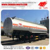 36cbm容量の腐食性の液体輸送のタンカーの半トレーラー