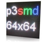 Affichage vidéo de haute luminosité SMD2121 pleine couleur Indoor P3 Module à LED