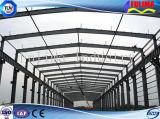 Struttura d'acciaio dell'indicatore luminoso prefabbricato della costruzione per il workshop (FLM-002)