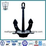 Ancla marina de Stockless Pasillo del acero de molde para el barco de la nave