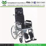 حركية كرسيّ ذو عجلات [كمّود] مع إرتفاع ظهر ([كّور07])