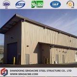 Vorfabriziertes Stahlkonstruktion-Speicher-Lager-Gebäude