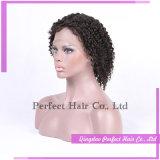 인도 여자 머리 가발 매끄러운 새로운 자연적인 인간적인 가발 머리