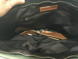 Le signore rese personali dell'annata hanno incerato il sacchetto di spalla della borsa della tela di canapa