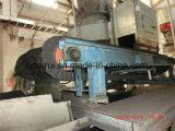 Большой транспортер угловой ременной передачи с Corrugated краем и поперечным сечением конвейерной