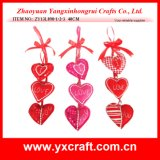 Valentine Decoration (ZY13L916-1-2-3) Valentine Love Hanging Ornements