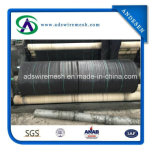 Flexible protettivo Low Cost pp Woven Geotextile per Silt Fence