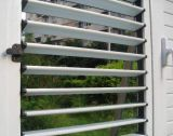 조정가능한 잎을%s 가진 알루미늄 여닫이 창 미늘창 Windows