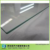 Vidrio claro del edificio del flotador de Shandong 4-12m m con Ce/ISO