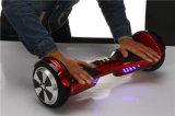 Motorino elettrico Hoverboard della rotella del commercio all'ingrosso 2 con l'altoparlante di Bluetooth e l'indicatore luminoso del LED