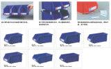 De plastic Doos van Vervangstukken, de Bak van het Werk, de Collector van Delen, het Plastic Geval van Vervangstukken