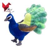 Brinquedo bonito do pavão do luxuoso de Hotsale
