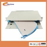 Mit hoher Schreibdichte MPO MTP Verkabelungs-Wandschrank fiberoptisches ODF des Fabrik-Preis-