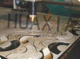 Высокая скорость металлические трубы и лист с ЧПУ плазменной резки машины