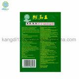 Venta caliente caliente de alto valor Capsicum yeso analgésico Anti-Inflammatory pegar