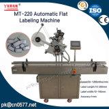 De automatische Vlakke Machine van de Etikettering voor Markeringen (MT-220)