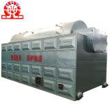 Chaudière à vapeur allumée par charbon de combustible solide de haute performance de basse pression