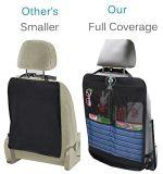 Kundenspezifischer wasserdichter Auto-Rücksitz-Organisator mit 4 großen Taschen
