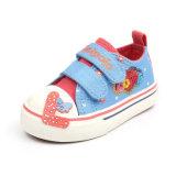 Высокое качество горячая продажа детей Canvas повседневная обувь