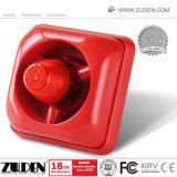 Проводной звуковой сигнал сирены охранной сигнализации для системы безопасности