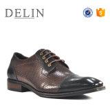 熱い販売のこんにちは品質の人の服の靴革の靴