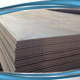 Placa de acero de carbón de la estructura de edificio A36/Q235/Ss400