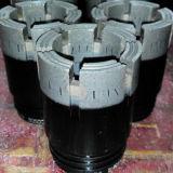 Broca Nwg Hwg para tubo de canhão de núcleo duplo