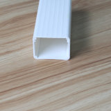 Pipe en plastique blanche de grand dos d'extrusion