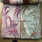 Polyester tissu jacquard rideau d'indisponibilité à bon marché en Chine