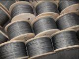 Acciaio di alluminio del cavo di ACSR/del conduttore ha rinforzato