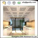 Vendita calda 12 anni di esperienza di Alumium di comitato di soffitto perforato decorativo