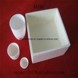 Crogiolo di ceramica a temperatura elevata di resistenza 99.5%Alumina